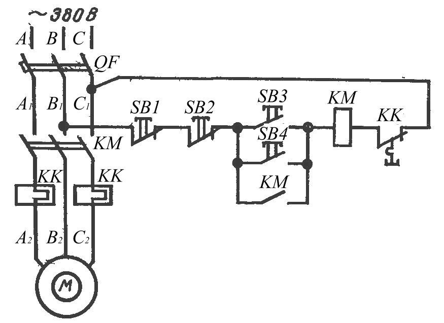 Транзистор микросхема управления