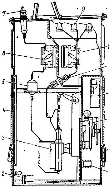 КРУН-10 типа КРН-11-10: