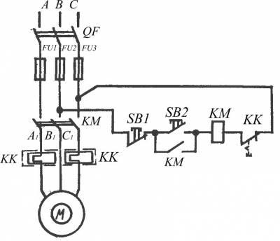 Схема двигателя электро