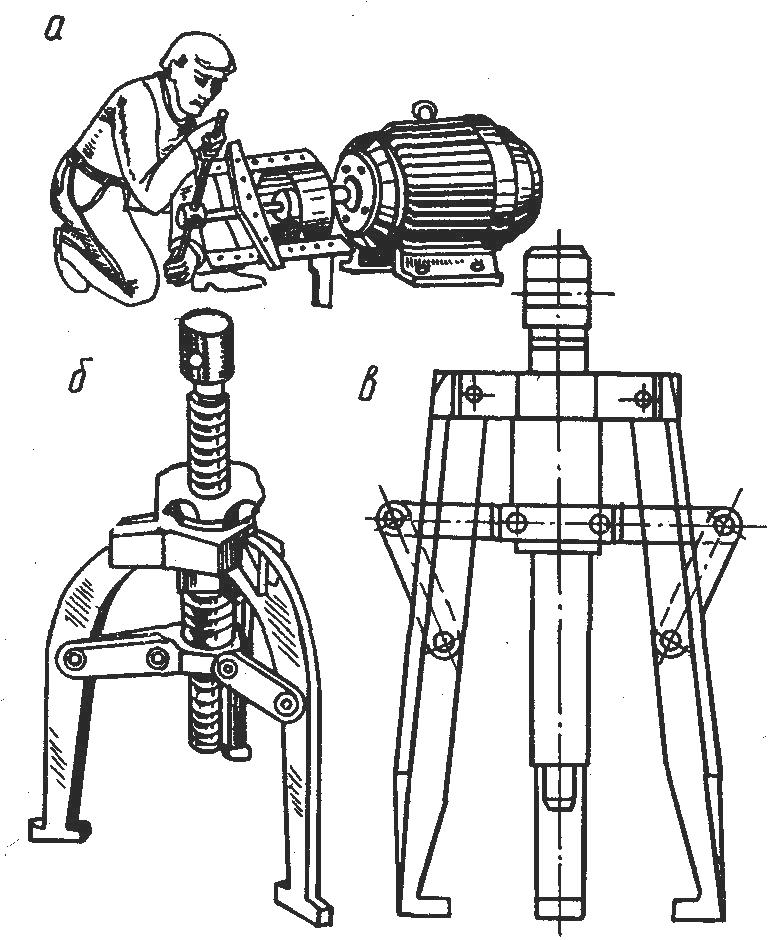Монтаж электродвигателей Подготовка к монтажу Бесплатные  Рисунок