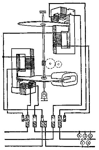 Рисунок 2 – Схема счетчика