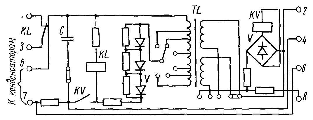 Зарядное устройство УЗ-401