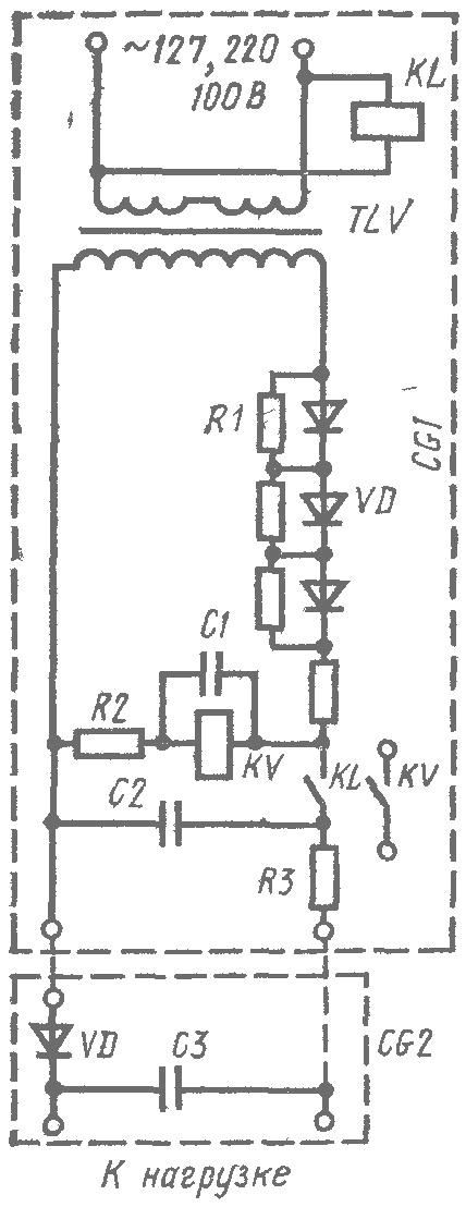 Рисунок 3 – Схема